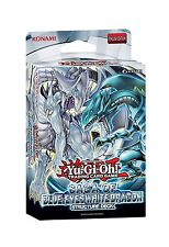 Yugioh Structure Deck: Saga of Blue-Eyes White Dragon Sealed by... Free Shipping