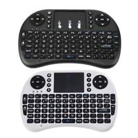 Mini 2.4G Wireless Remote Air Keyboard Mouse Touchpad F Smart TV Xbox PC Android