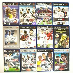 Playstation 2 Fussball Spiele I große Auswahl I  FIFA PES This is Football Pro