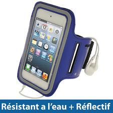Bleu Brassard pour Apple iPod Touch 6ème 5ème Génération 6e 5e iTouch Jogging