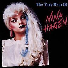The Very Best Of Nina Hagen von Nina Hagen (1990)