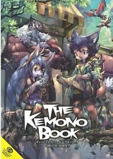 """Some Animes Doujinshi """" THE KEMONO BOOK """" Therianthropy CyberConnect2"""