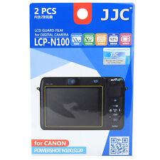 JJC LCP-N100 LCD Camera Screen Display Protector for CANON POWERSHOT N100 S120