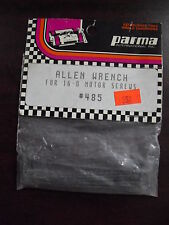 Vintage 1970s 1/24 Scale Parma Allen Wrenches for 16-D Motor #485 NIP