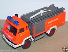 ROCO HO 1/87 CAMION STEYR 91 POMPIERS LANCE MOUSSE
