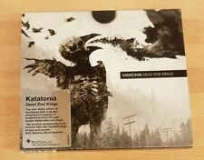 KATATONIA 'DEAD END KINGS' - CD ALBUM WITH SLIPCASE