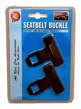 Seatbelt Buckle Clip To Stop Cars Reminder Light Sound Alarm Warning Stopper.