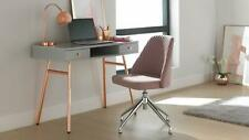 Pink Nori Chair for Make up Room Home Office or Hair Salon
