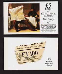 Great Britain - Prestige Booklets #BK149, #BK152, cat. $ 47.50