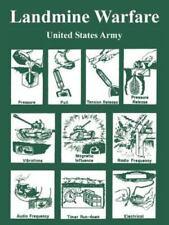 Landmine Warfare by United States Army Staff (2005, Paperback)