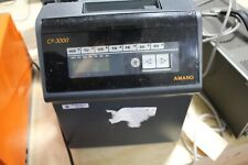Amano CP-3000 Time Clock