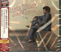 JAMES BROWN-IN THE JUNGLE GROOVE-JAPAN CD BONUS TRACK Ltd/Ed B63