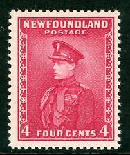 Canada 1932 Newfoundland 2¢ Prince of Wales Scott #189 MNH F318