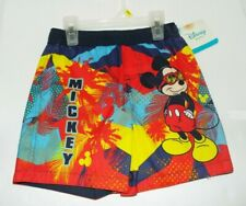Disney Baby Mickey Mouse Swimming trunks size 24 months New with tags