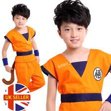 Dragon Ball Goku Disfraz Adulto Piel Superhéroe Fiesta Disfraz para Juegos con zentai