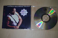 Captain Hollywood Project ‎– Only With You. BNCD380 CD-Maxi
