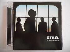STAEL : LE TEMPS DE DIRE OUF / LA DISGRACE [ CD ALBUM ] --> PORT GRATUIT