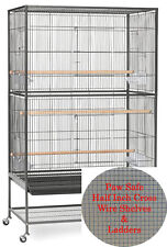 Extra Large 5 Level Ferret Chinchilla Sugar Glider Small Animal or Bird Cage-584