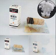 10 Pcs Smoke Cake White Smoke Effect Show Round Bomb Photography Aid Toy Divine