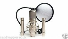 CAD AUDIO GXL3000SSP STUDIO PACK WITH 3 MICS AND A POP SHIELD