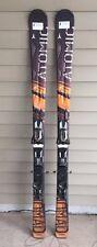 Atomic Nomad Smoke Skis 157 cm with ATO 12 Bindings Orange/Black/Silver