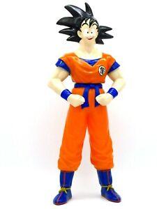 "Dragonball Figure - 2000 Supersize Warriors Goku - Irwin 16"" Vinyl Vtg Anime"