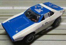 pour circuit routier électrique Course Modellbahn Plymouth Roadrunner avec AFX