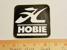 VTG 70's HOBIE WOODY RIDER ALLIGATOR WHEELS MISPRINT NOS SKATEBOARD DECK STICKER