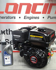 PETROL ENGINE LONCIN 5.5 HP REPLACES HONDA GX160 ENGINE