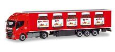 Herpa 310031 IVECO Stralis Hi-way XP Rimorchio Refriger