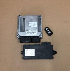BMW Motor Steuergerät E92 335d  M57N2 7185287