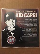 DJ Kid Capri 10/9 CLASSIC Old School Hip Hop Mixtape Mix CD 80s 90s