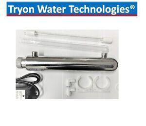 110V UV Water Sterilizer 12W Reverse Osmosis