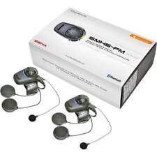 Intercomunicador Bluetooth Sena Smh5 FM dual para 2 cascos
