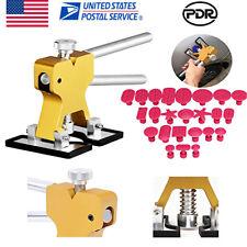 PDR Tools Metal Dent Lifter Glue Puller Tabs Car Body Paintless Dent DIY Repair