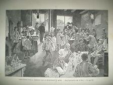 RHONE VENDANGE EMBAUCHE RENTRéE DES CLASSES MAROC ATLAS CONGO LOUKOUNGA 1887