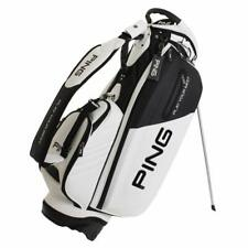 Ping Golf Men's Stand Caddy Bag 47 Inch 4.2kg Cb-p192 Black Red Fast
