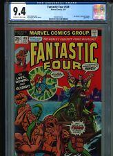 Fantastic Four #149 CGC 9.4 (1974) Sub-Mariner Triton Thundra