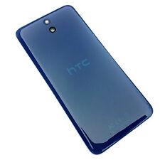 100% Genuine HTC Desire 610 rear battery cover+camera glass lens Blue back+NFC