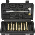 15PCS Gunsmithing Tool Gunsmith Hammer and Brass Punch Gun Smithing Tool Set Kit