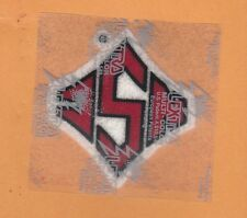 N C NORTH CAROLINA STATE WOLFPACK 3 inch LOGO IRON ON PATCH UNSOLD STOCK