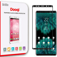 Dooqi Samsung Galaxy Note 9 Full Cover 3D Curved Tempered Glass Screen Protector