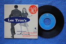 LES TRIM'S / EP VERSAILLES 90 S 349 / BIEM 1962 ( F )