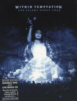 Within Temptation - The silent force Tour   - CD+2xDVD