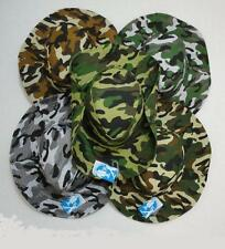 60pc Lot Mesh Camo Boonie Fishing Hats Army Military Camouflage Hunting Hat
