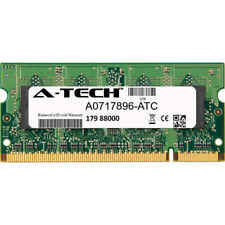 1GB DDR2 PC2-4200 533MHz SODIMM (Dell A0717896 Equivalent) Memory RAM