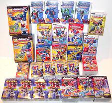 Kabaya Transformers MEGA LOT DEAL! Dai Atlas Sonic Bomber Road Fire Unicron +