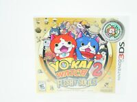 Yo-Kai Watch 2 Fleshy Souls: Nintendo 3DS [Brand New]