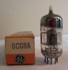 GE General Electric 6CG8A Electronic Tube In Box
