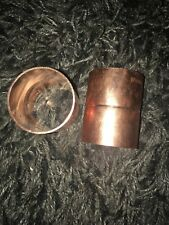 42mm Straight Coupling Joint Copper Endfeed Fitting